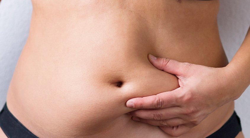 reducing your belly