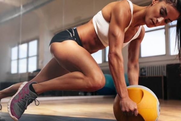 Weight training it's very important to health